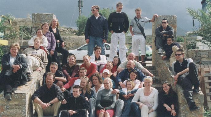 Kreta 2001