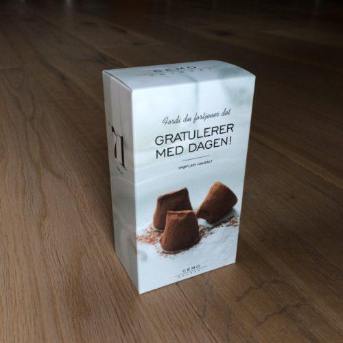 bursdag sjokolade